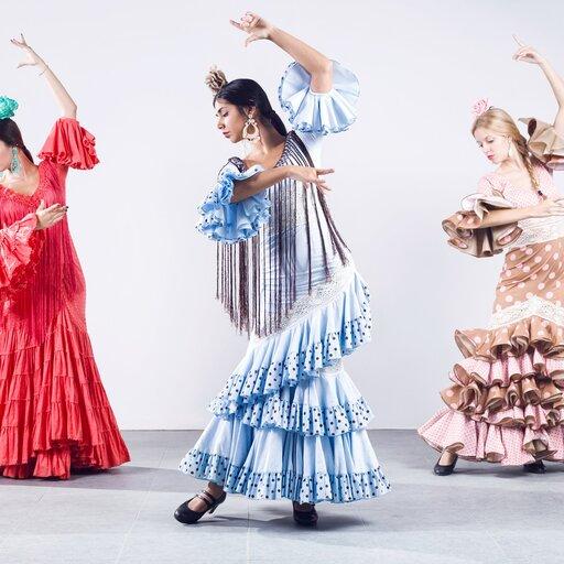 Folklor europejski - Włochy, Hiszpania, Irlandia