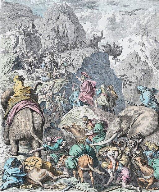 Biada pokonanym. Dlaczego Rzym tryumfuje nad Kartaginą?