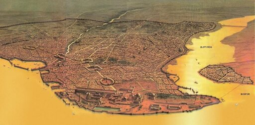 Konstantynopol. Nowy Rzym