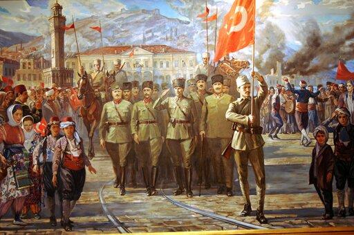Turcja po Iwojnie światowej