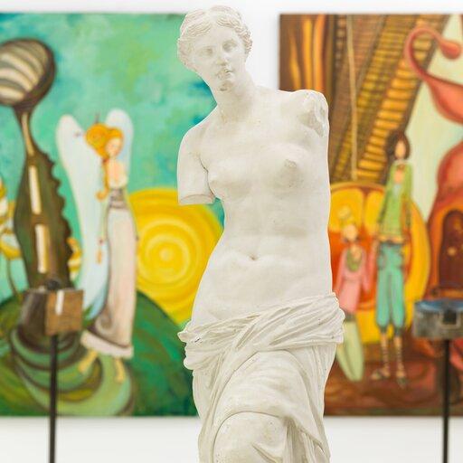 Spotkanie ze sztuką – dziedziny sztuk plastycznych