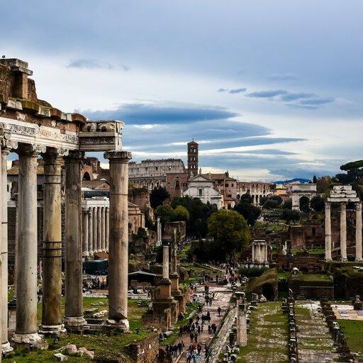 Narodziny iśmierć wstarożytnym Rzymie