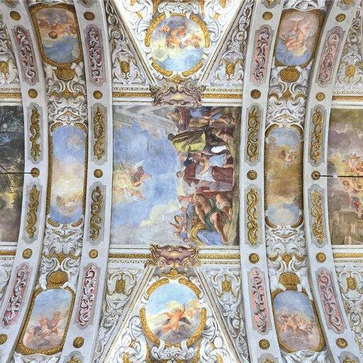 Polskie malarstwo batalistyczne ireligijne wokresie baroku