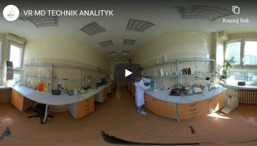 Technik analityk VR MD
