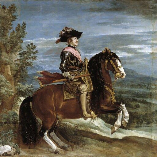 Diego Velázquez, nadworny malarz Filipa IV