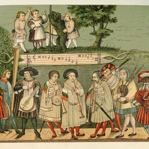 Kalendarium epoki: Renesans