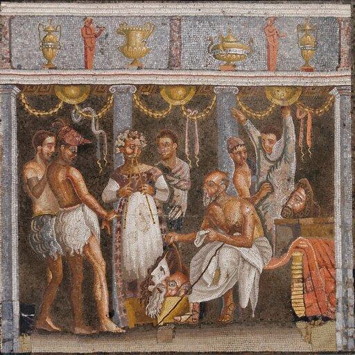 Otium post negotium czyli filozofia życia Rzymianina