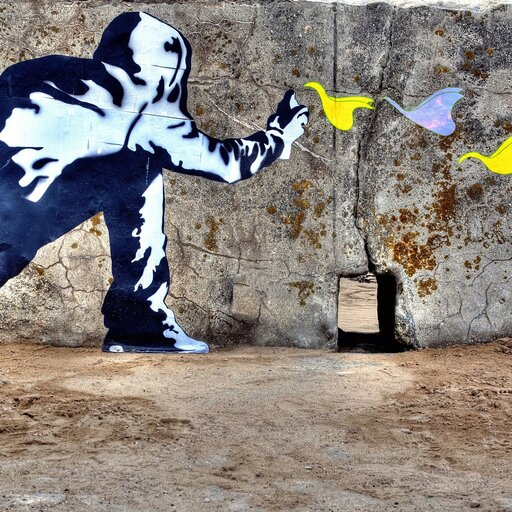 Street art - problem granic wsztuce
