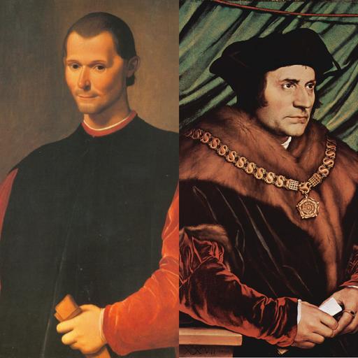 Morus czy Machiavelli?