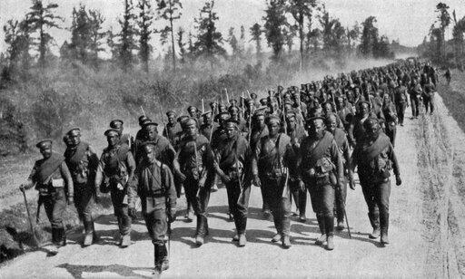Działania wojenne na pozostałych frontach wlatach 1915–1916