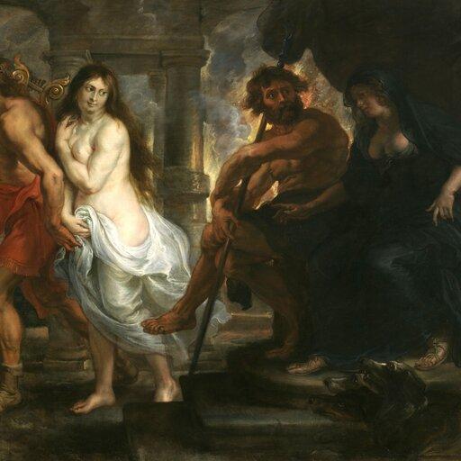 Kultura imity – Orfeusz iEurydyka