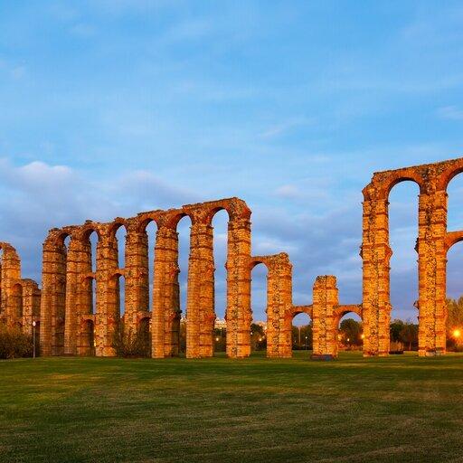 Cuda starożytnej architektury – akwedukty rzymskie