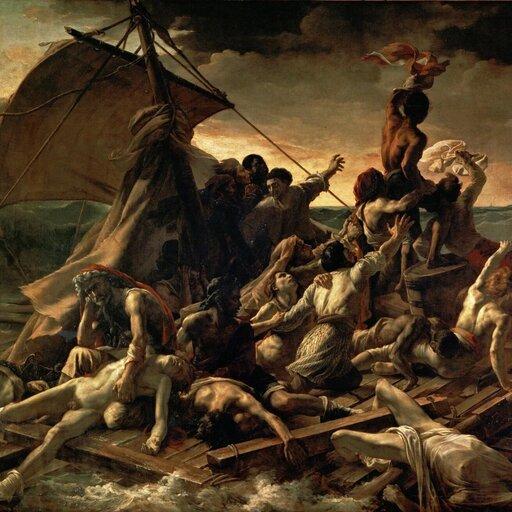 Pomiędzy starym światem anową epoką - ekstatyczne napięcie iokrutna prawda wtwórczości Théodore'a Géricault