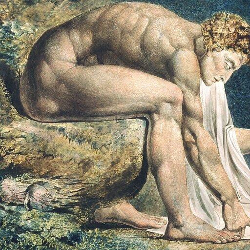 Artysta, wizjoner imistyk - preromantyczny William Blake
