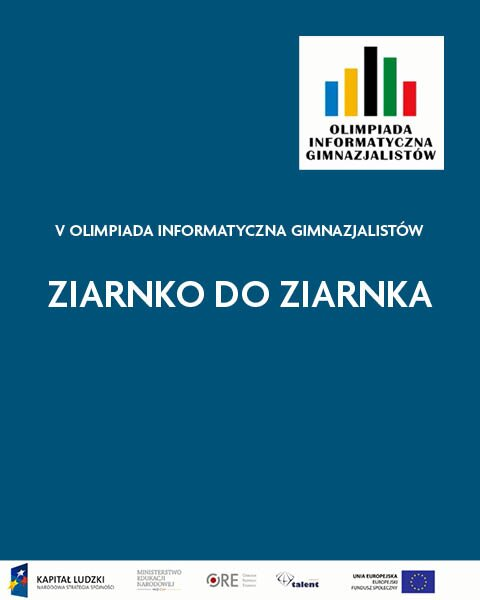 Ziarnko do Ziarnka