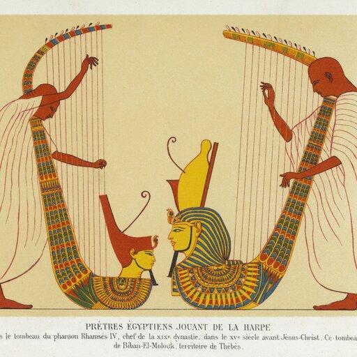 Muzyka starożytnego Egiptu