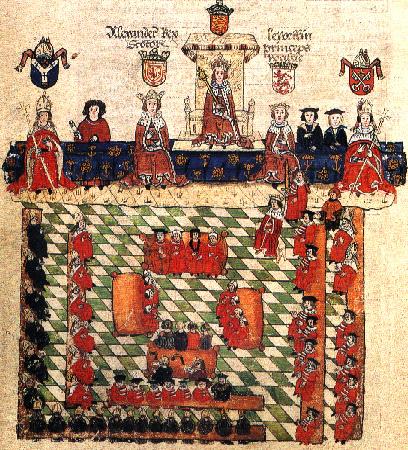 """""""Co tyczy się wszystkich, powinno zostać zatwierdzone przez wszystkich"""". Przemiany ustrojowe wAnglii iwe Francji wXIII–XIV w."""