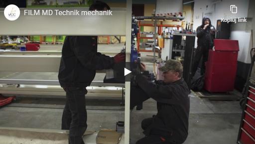 Technik mechanik MD FILM