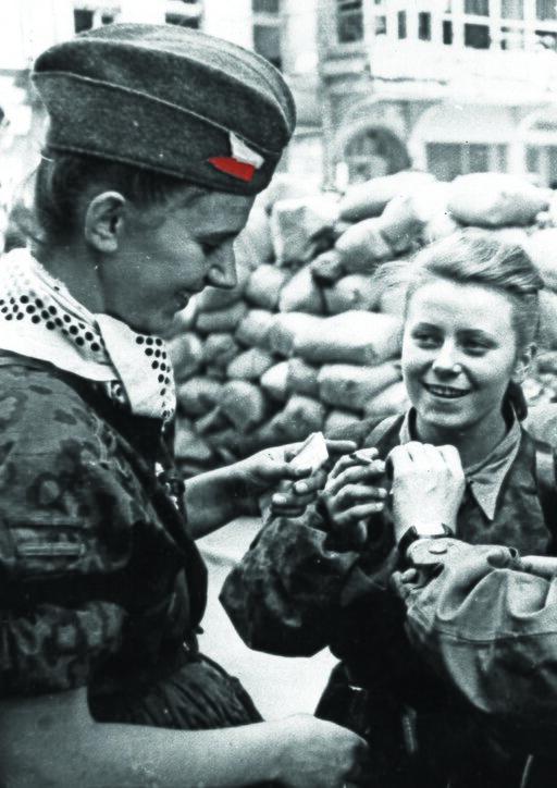 Polska iświat wokresie II wojny światowej (lekcja powtórzeniowa)