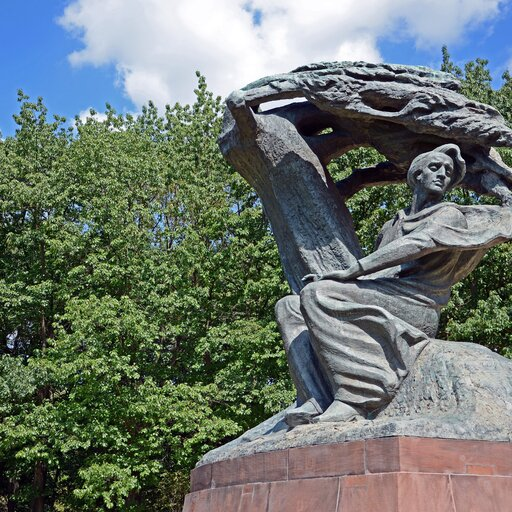 Wybrani kompozytorzy – Fryderyk Chopin