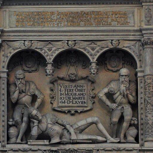 Śladem włoskiego renesansu – rzeźba nagrobkowa wPolsce