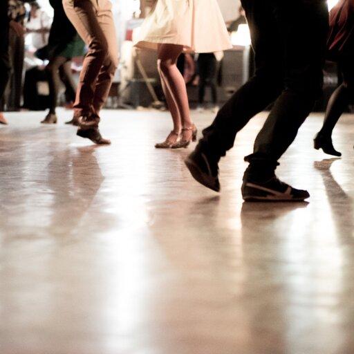 Tańce icharakterystyczne rytmy.