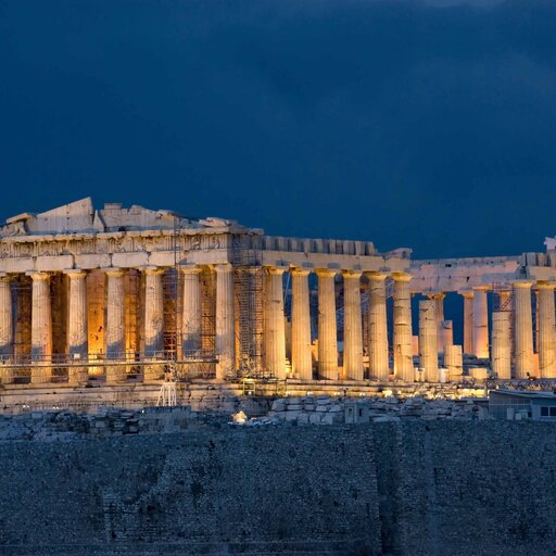 Wsłużbie bogów – architektura klasycznej Grecji