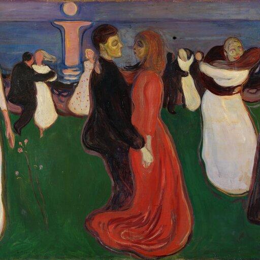Niemy krzyk artysty - wokół malarskich igraficznych dzieł Edvarda Muncha