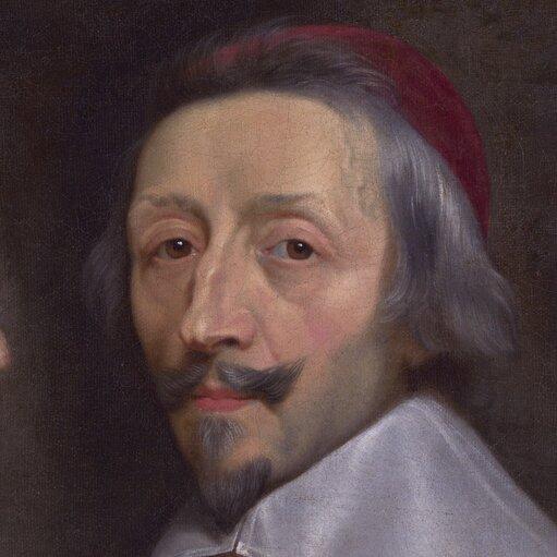 Portret oficjalny wmalarstwie Philippa de Champaigne'a