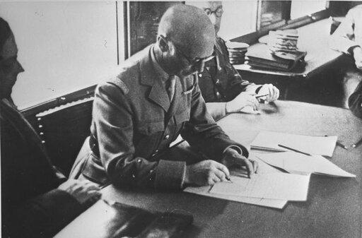 Ofensywa niemiecka iupadek Francji