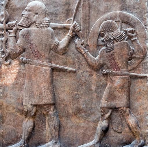 Hammurabi pod pręgierzem