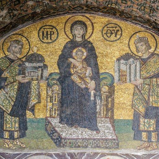 Cesarstwo wschodnie. Osiągnięcia kultury bizantyjskiej