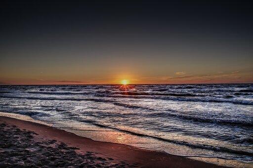 Cechy fizyczno-geograficzne Morza Bałtyckiego
