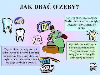 Jak dbać ozęby?