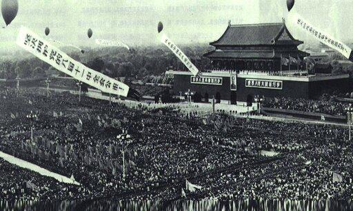 Chiny wcieniu Mao Zedonga