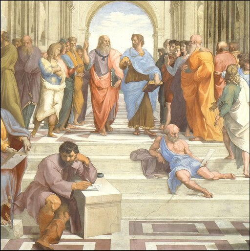 Arystoteles: filozof–naukowiec na tle innych filozofów