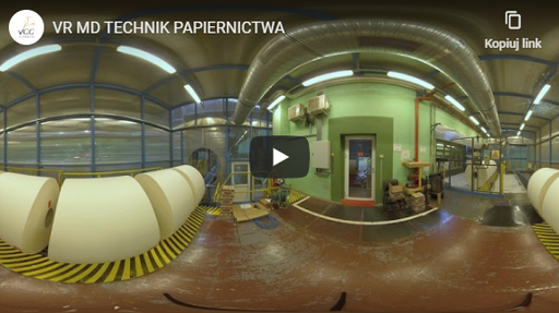 Technik papiernictwa VR MD