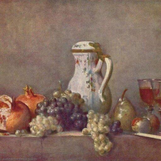 Indywidualizm rokokowy wmalarstwie Chardina