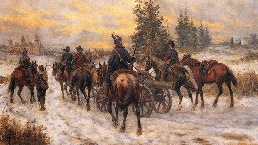 Wojna ze Szwedami owyzwolenie Rzeczypospolitej
