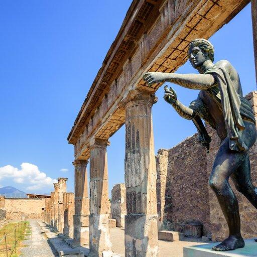 Starożytne Pompeje – kultura ihistoria
