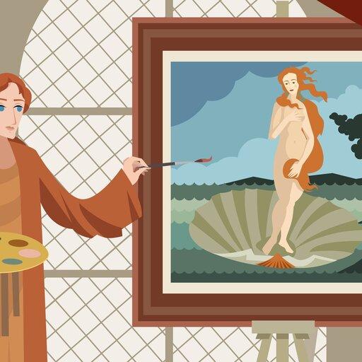 Ale to już było… Inspiracje dziełami malarstwa wobrazach późniejszych twórców