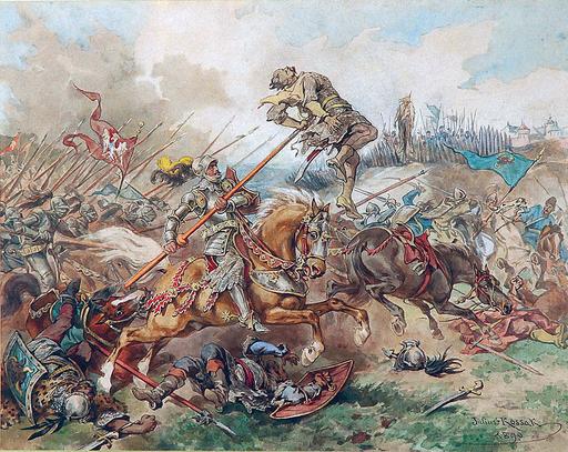 Stosunki Polski zpołudniowymi sąsiadami wkońcu XV iIpoł. XVI w.