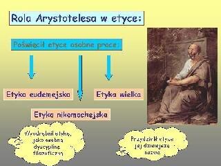 Rola Arystotelesa wetyce
