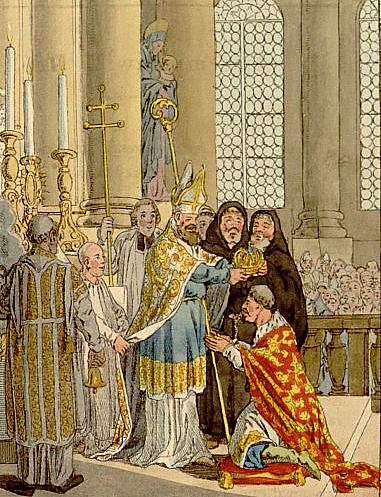 <q>Sam Wiekuisty zwrócił Polakom zwycięskie znaki</q>. Przemysł II iPrzemyślidzi na tronie