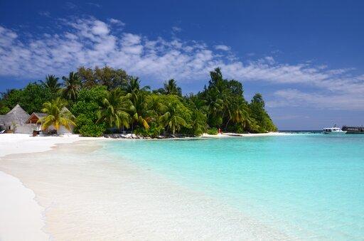 Malediwy – kraj żyjący zturystyki