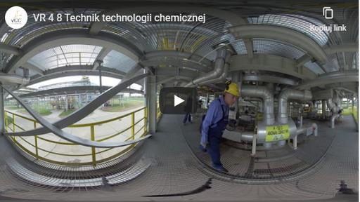 Technik technologii chemicznej VR 4-8