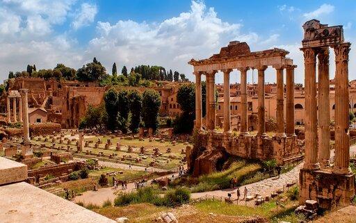Czy ołów przyczynił się do upadku Cesarstwa Rzymskiego?