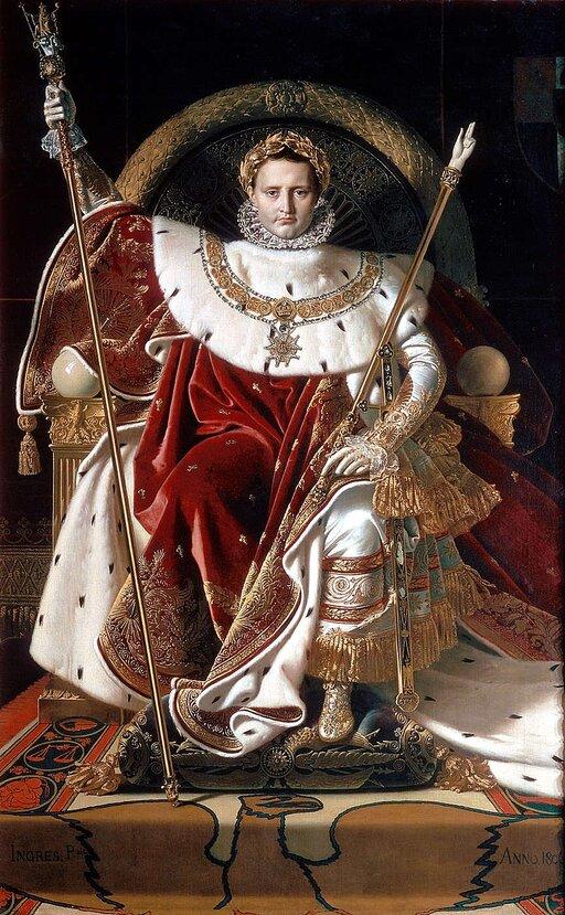 Mąż stanu czy despota? Francja Napoleona Bonaparte (1799-1815).