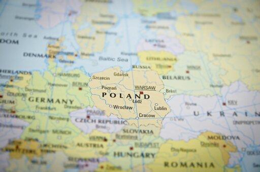 Główne cechy terytorium igranic Polski