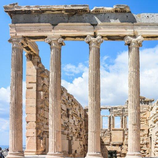 Echa wydarzeń historycznych wwybranych mitach starożytnych